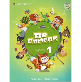 Be Curious 1 Student´s Book
