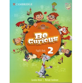 Be Curious 2 Student´s Book