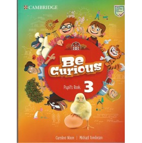 Be Curious 3 Student´s Book