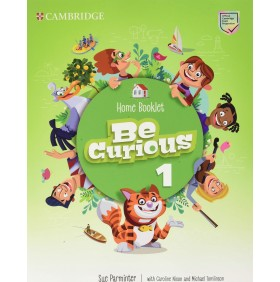 Be Curious Level 1. Activity Book + Home Booklet