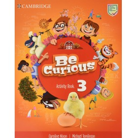 Be Curious Level 3 Activity...