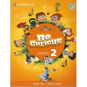Be Curious Level Level 2....