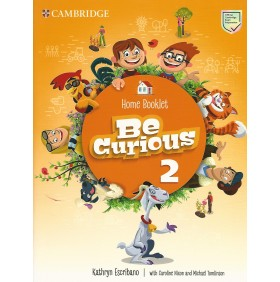 Be Curious Level Level 2. Activity Book + Home Booklet